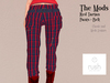 RUSH The Mods Tartan red Pants Pack