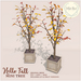 {what next} 'Hello Fall' Mini Tree