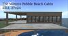 The Minima Pebble Beach Cabin(25LI, 27x24)