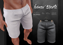 {Fe Style} Ivanov Shorts - DGray