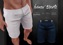 {Fe Style} Ivanov Shorts - Navy [Box]