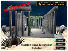 *AC* Ancient temple d. box