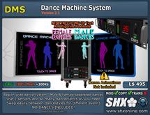 SHX-DMS Dance Machine