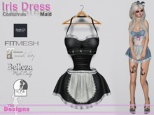 Iris Dress Costumes Maid