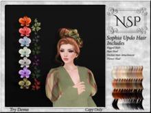 NSP Sophia Hair - Naturals Loaded pkg Hud