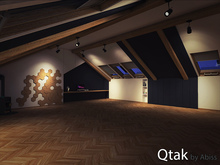 [Original] Qtak by Abiss - cozy and cute skybox