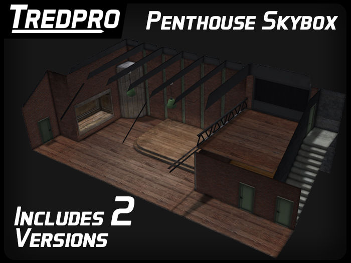 Tredpro Penthouse Skybox