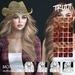 TRUTH Montana (Fitted Mesh Hair) - Redhead