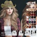 TRUTH Montana (Fitted Mesh Hair) - Selection