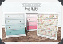[Brixley] daysi dresser