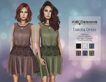 KiB Designs - Dakota Dress FATPACK