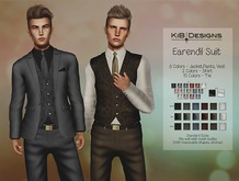 KiB Designs - Earendil Suit FATPACK