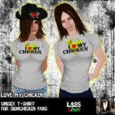 Hillbilly Hearts - Love My Chicken (BOXED)