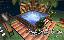 Serenity Hottub & Spa (Hot Tub)