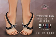 ..::PD::.. Feet Spring Ribbon