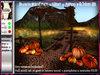 irrISIStible : HALLOWEEN MESH SET ENTRANCE FENCE PUMPKIN +HUD