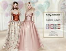 KiB Designs - Satine Gown FATPACK