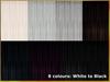 Bliensen hair  white to black kopie
