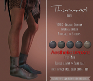 {TWS} - Thurmond Boots [Black]