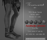 {TWS} - Thurmond Boots [DEMO]