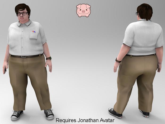 piggu Jonathan's Techwear