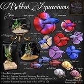 *HEXtraordinary* - Betta Aquariums (FULL SET)