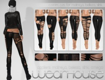 WrH [trashed leggings] appliers (no transfer)