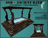 SSM - Ancient Bath with Pillars