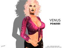 [F] Venus Shirt Promises - Fitmesh