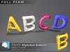 "[Prim 3D] - Balloon Alphabet ""FULL PERM"""