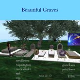 Beautiful Graves- Crate