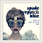 *dg* spade eye patch blue