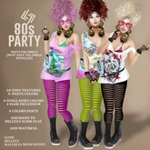 LEGENDAIRE 80S 2PARTY