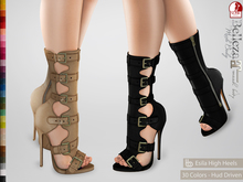 Bens Boutique - Esila High Heels - Hud Driven