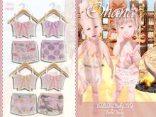 * {.:Little Stars.:} * Ohana Dress - Fatpack (non-fitted TD Baby/Kid &Bebe)