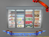 Mesh commercial fridge fatpack(ADD)-Freedom creations