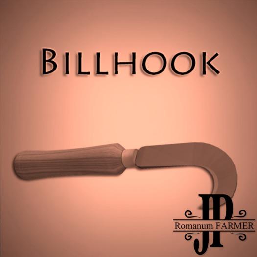 Billhook [G&S]