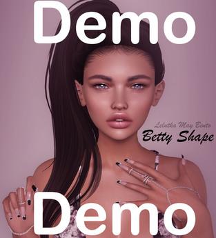 - Latter - Betty [Lelutka May Shape] DEMO