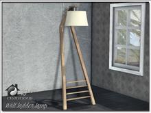 Wall Ladder Lamp