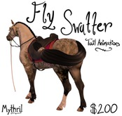 ~Mythril~ Teegle: Fly Swatter Tail Anims