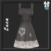 [trs] Doris Swing Dress . Lace
