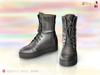 [DZ] Full Perm 37_2 flat short boot PROMO