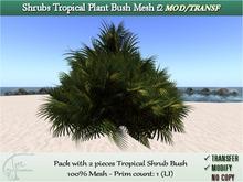 L$1 GIFT Shrubs Tropical Plant bush. Pack 2 pcs. MOD/TRANSF f2