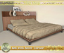 """Bed with decor """"Corner"""" 100% mesh (full perm)."""