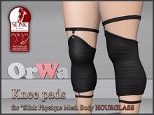 OrWa       Knee pads for Slink HOURGLASS
