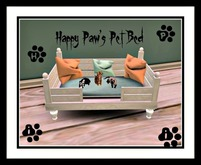Happy Paw's Crate Pet Bed