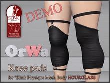 OrWa       Knee pads for Slink HOURGLASS(DEMO)