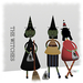 [Home Goods] - The Witches - Halloween Figurine Decor