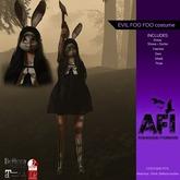 AFI Designs Evil Foo Foo Costume *add me*