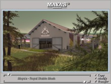 Maya's - Royal Stable Mesh
